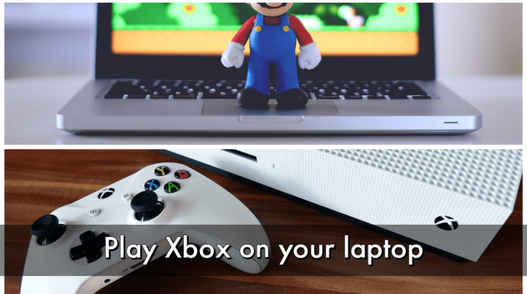 Best method to use Laptop as Monitor for Xbox One (2021 ...